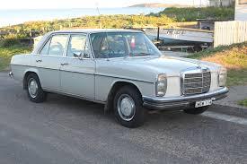 Mercedes-Benz W114 — Wikipédia