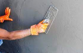 how to cover exterior cinder block walls