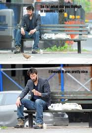 Keanu Is Sad / Sad Keanu | Know Your Meme via Relatably.com
