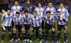 2014 Dünya Kupası F Grubu: Arjantin