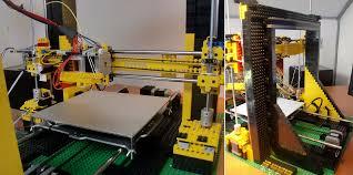 use legos to make your own 3d printer using nema 17 stepper motors