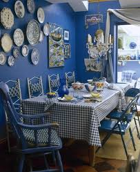 blue dining rooms. blue country dining room rooms