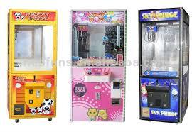 Vending Machines Games Mesmerizing Nfp48 Claw Crane Vending Machine For Salehappy WorldPlush Toy