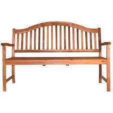 wooden bench seat en garden for outdoor seats perth nz