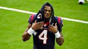 Deshaun Watson inactive as expected for ...