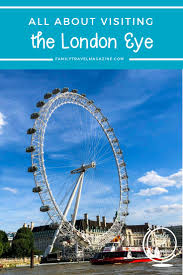 all about visiting the london eye tickets review and tips