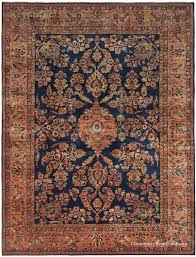 mahajiran sarouk west central persian antique rug claremont rug company