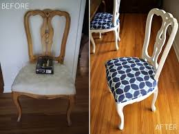 Refurbished furniture before and after Dresser Before After Chair 1 Refurbished Vintage Dining Chair Mend Before After Chair Mend