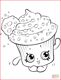 Shopkin Drawings 10696 Shopkins Coloring Pages Zombietheplaycom
