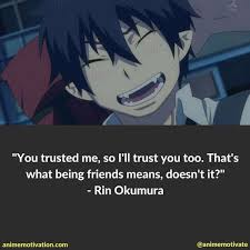 Anime Quotes About Friendship Amazing 48 Anime Quotes About Friendship Worth Sharing