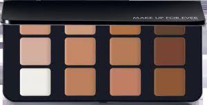 foundation palette makeup forever
