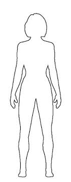 Costume Drawing Template Costume Template Under Fontanacountryinn Com