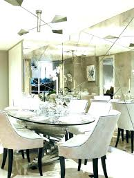 Great Cool Design Dining Room Mirrors Modern Fashionable Awesome Mirror Decor  Hanging Table Home