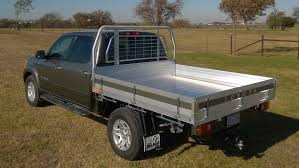 Ute Aluminum Flatbed - Toyota Tundra Forums : Tundra Solutions Forum