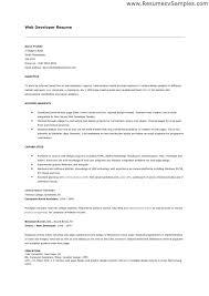 Core Java Resume Resume Letter Directory