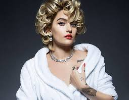 Paris Jackson Gives Major Marilyn Monroe Vibes as Vanity Fair's ...