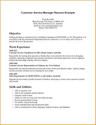 High School Student Resume Objective Examples Sample Job Fair