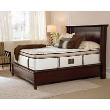 stearns and foster pillow top. Plush Euro Pillowtop Queen Mattress. Stearns And Foster Pillow Top
