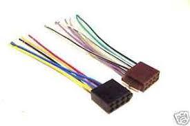 wiring harness fits panasonic cq 5800u cq 5250u 5109u 4330u image is loading wiring harness fits panasonic cq 5800u cq 5250u