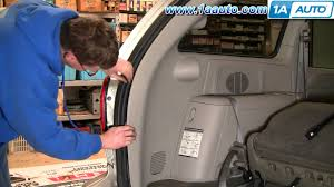 how to install replace rear power vent window motor chrysler dodge how to install replace rear power vent window motor chrysler dodge caravan 1aauto com