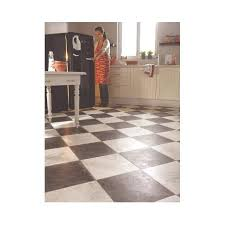 Full Image For Goliath Chessboard Black White Tile Effect Vinylblack And Laminate  Flooring Sheet ...
