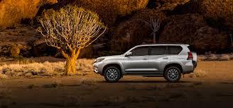 Vehicles - Land Cruiser Prado - Toyota South Africa
