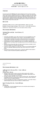44 Effective And Simple Attorney Resume Samples That Might Help