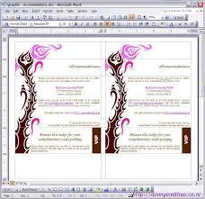 How To Make Wedding Invitations On Microsoft Word Filename Naples