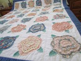 43 best q - French Rose quilts images on Pinterest | Patterns ... & Hi, Finally completed my French Roses quilt. Adamdwight.com