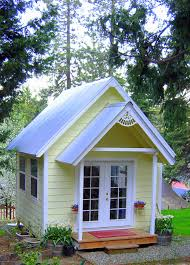 Small Picture Build Your Own Crafting Cottage or Garden Shed Garden cottage