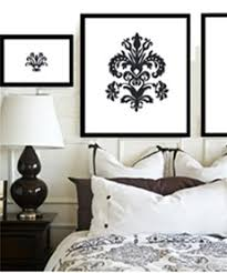 these damask wall decals stickers  on damask sticker wall art with damask wall decals stickers