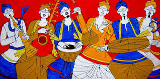 authentic indian contemporary art and modern paintings in india