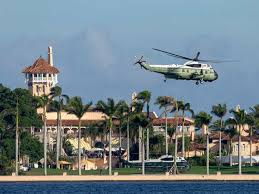 Permalink to View Mar A Lago Helipad Background