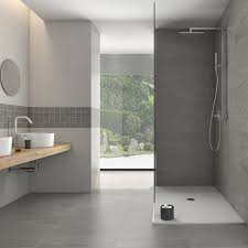 gray ceramic tile bathroom. Delighful Ceramic Jupiter Light Grey Porcelain Wall U0026 Floor Tiles Intended Gray Ceramic Tile Bathroom R