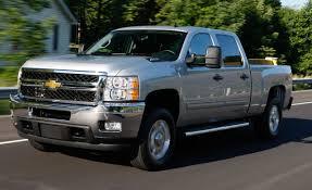Chevrolet Silverado Review: 2011 Silverado Drive - Car and Driver