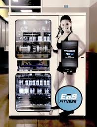 Protein Vending Machine Enchanting Vending Machine For Gym Club MAGEX