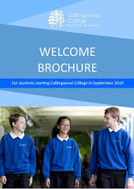 College Year Collingwood College Year 7 Information 2019 2020