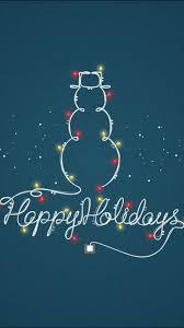 Happy Holidays Light Decoration Snowman ...