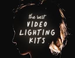 Professional Film Lighting Equipment The Best Video Lighting Kits To Make Your Videos Look Pro