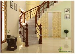Staircase Railing Ideas wooden staircase railing designs in kerala 3 best staircase 6738 by xevi.us
