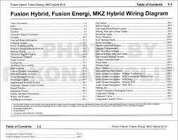2016 ford fusion energi hybrid lincoln mkz hybrid wiring diagram 2016 ford fusion energi hybrid lincoln mkz hybrid wiring diagram manual original