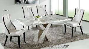 modern marble dining room furniture in tables from marvelous table extraordinay