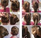 Причёски для длинных волос для девочек 7