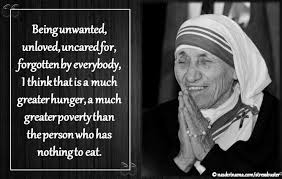 Mother Teresa's Quotes Unique 48 Mother Teresa Quotes To Motivate You To Become A Better Person