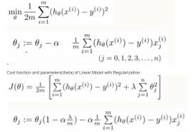 Archived Post Random Notes For Derivative For Regularization Terms