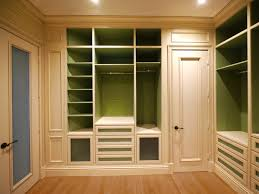 Custom Walk-In Master Closet closet