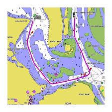 Bluechart G3 Hxeu002r S E Uk Belux Inland Waters