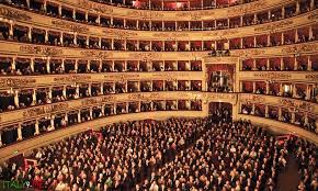 Театр оперы и балета Ла Скала в Милане репертуар билеты Ла Скала оперный театр в Милане