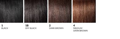 Lace Wig Hair Color Chart Outre Color Charts