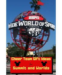 cheer team gift ideas for summit